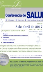 2017.04.08 Lhf Flyer - Spanish